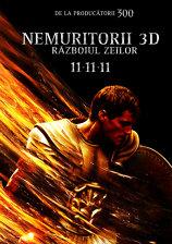 Nemuritorii 3D: Razboiul Zeilor