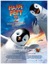 Happy Feet 2: Mumble danseaza din nou - 3D