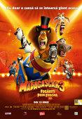 Madagascar 3: Fugariti prin Europa - 3D