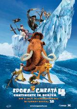 Epoca de gheata 4: Continente in deriva - 3D (subtitrat)