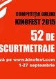 Kinofest 2015 are doua noi competitii