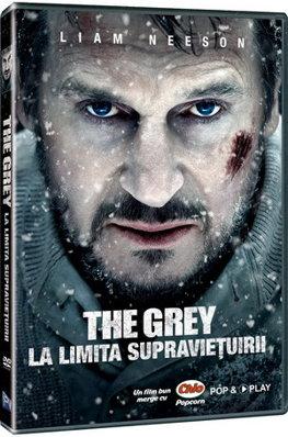 Liam Neeson lupta impotriva naturii in The Grey: La limita supravietuirii