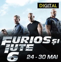 THE FAST AND THE FURIOUS 6 / FURIOS SI IUTE 6 - DIGITAL