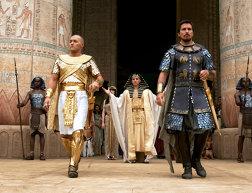 Filmul Exodus, acuzat de discriminare rasiala