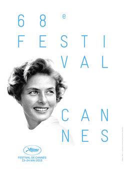 Ingrid Bergman, pe afisul oficial la Festivalului de Film de la Cannes 2015