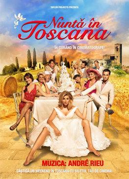 Nunta In Toscana Pe Muzica Lui Andre Rieu Ajunge In Cinematografe