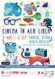 Cinema in aer liber, in Parcul Titan: 4 august - 6 septembrie 2015