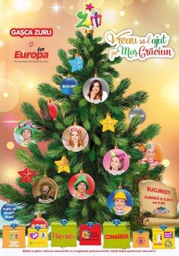 """Pe 13 decembrie 2015, la CinemaPRO, super spectacol Gaşca Zurli: """"Vreau să-l ajut pe Moş Crăciun!"""""""