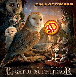 LEGENDE DIN REGATUL BUFNITELOR - 3D
