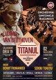 Concert L.V. Beethoven - Titanul, la Sala Radio