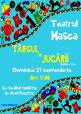 Targul de Jucarii la Teatrul Masca