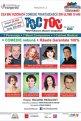 Comedia TOC TOC se joaca la CinemaPro joi-29 iunie,de la ora 20:00.