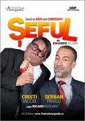 Seful - O comedie plina de umor si duiosie. -Duminica , 29 Februarie 2020,Ora 16:00 ,la CinemaPRO.