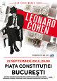 Inimitabilul Leonard Cohen revine la Bucuresti, in cadrul turneului international Old Ideas 2012