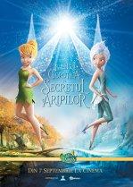 Tinker Bell: Clopotica si secretul aripilor - Digital (dublat)