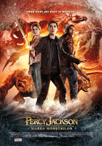Percy Jackson: Marea monstrilor - 3D