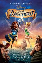 Tinker Bell: Clopotica si Zana Pirat - 3D - dublat