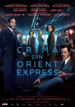 Crima din Orient Express 4K