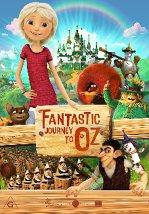 Fantastica aventura din Oz - dublat - 3D