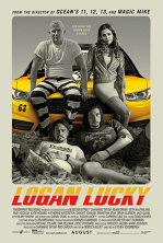 Logan Lucky: Cursa norocului 4K