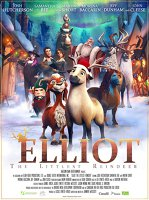 Elliot the Littlest Reindeer 3D