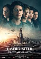 Labirintul: Tratament letal - 3D