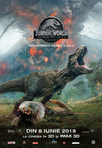 Jurassic World: Un regat in ruina - 3D