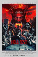 Hell Fest. Parcul groazei