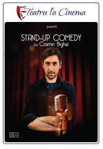 Stand Up Comedy cu Cosmin Bighei