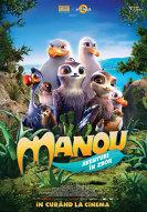 Manou - Aventuri in zbor - Dublat