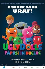 Ugly Dolls: Papusi in bucluc - Dublat