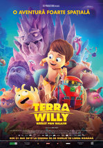 Terra Willy: Ratacit prin galaxie - Dublat 3D