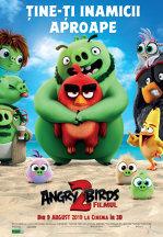 Angry Birds 2: Filmul - 3D