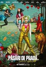 Pasari de prada si fantastica Harley Quinn - 4K