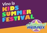 Astazi incepe Kids Summer Festival!