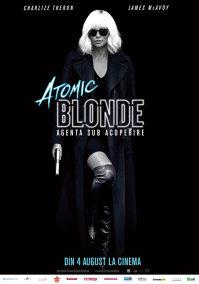 Atomic Blonde. Bomba sexy!