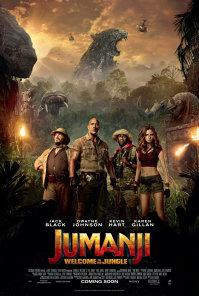 Jumanji: O noua aventura