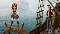 Tinkerbell - Zana pirat - Galerie Foto