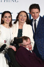 The Theory of Everything - Premiera din Londra