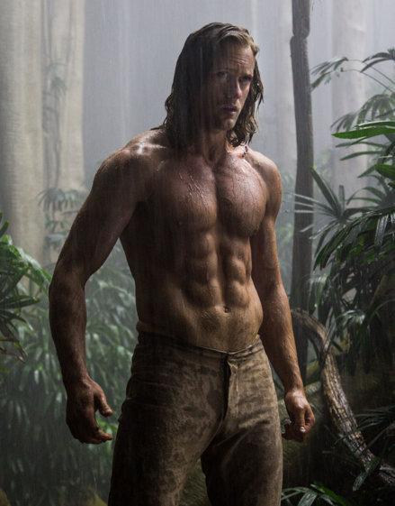 Legenda lui Tarzan - Galerie foto