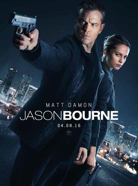 Jason Bourne - Galerie foto