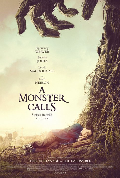 A Monster Calls - Galerie foto