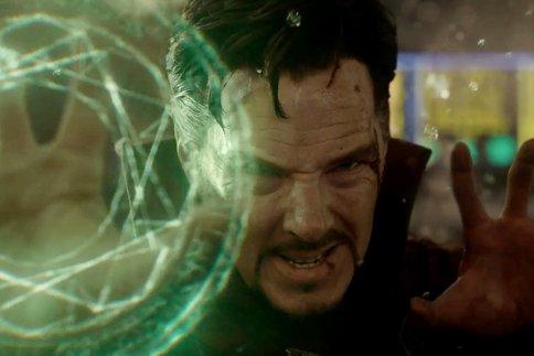 Doctor Strange 3D - Galerie foto