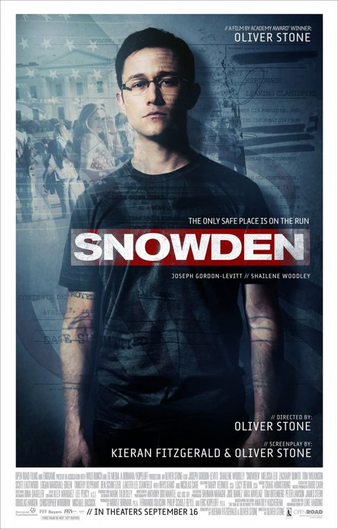 Snowden - Galerie foto