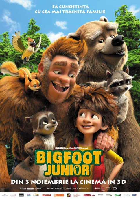 Bigfoot Junior - 3D Galerie foto