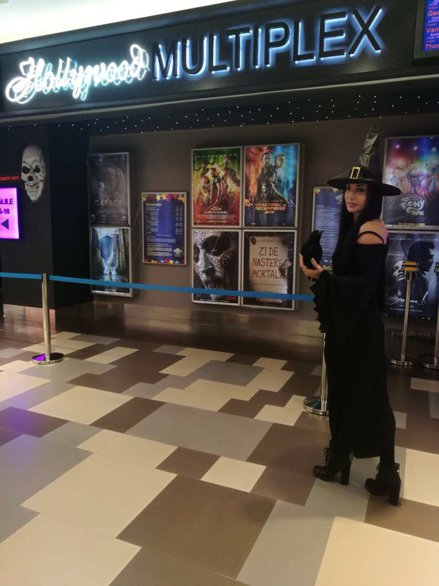 TRICK OR TREAT de Halloween, la Hollywood Multiplex!