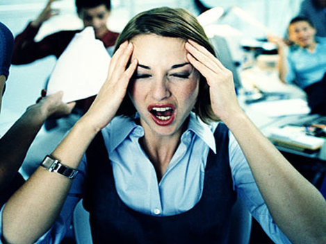 Femeile cu joburi stresante risca probleme de inima
