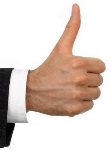 Forma penisului este data de degetul mare