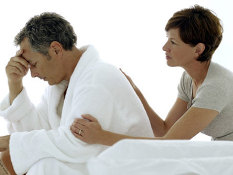 Simptomele menopauzei masculine