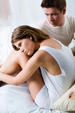 Femeile isi fac prea multe griji chiar si in pat